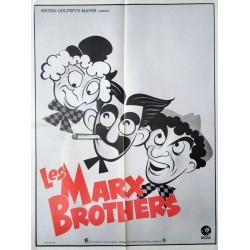 Marx Brothers (Les).60x80