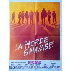 Horde sauvage (La).60x80