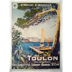 Toulon côte d'azur les ablette Bandol Snary St Cyr.76x104