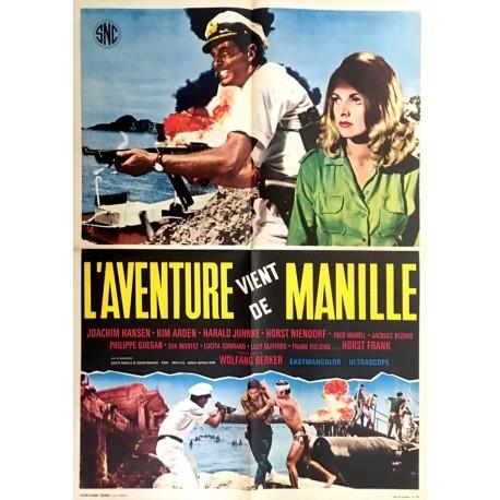 Aventure vient de Manille (L').60x80
