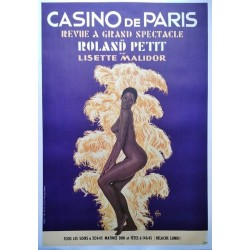 Lisette Malidor casino de Paris.100x150