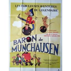 Baron de Munchausen.120x160