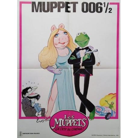 Muppets 006 1/2.60x80