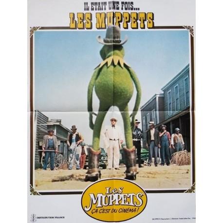 Il était une fois les muppets.60x80