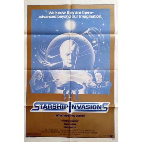Starship invasions.70x100