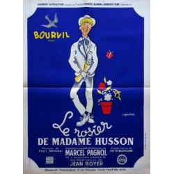 Rosier de madame Husson (Le).60x80