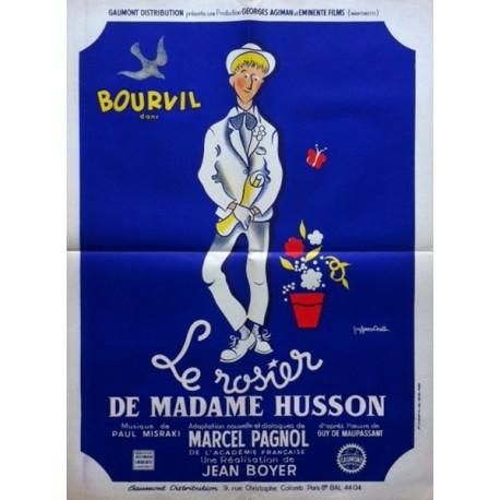 Rosier de madame Husson (Le).60x80
