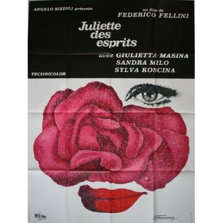 Juliette des esprits.120x160