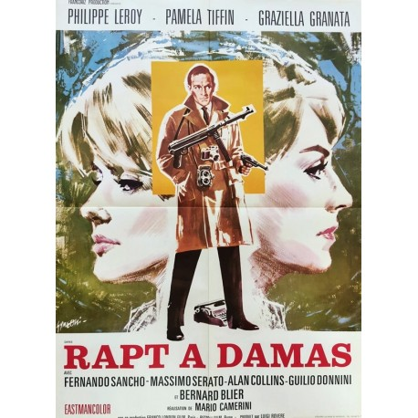 Rapt a Damas.60x80
