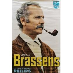 Georges Brassens.80x120