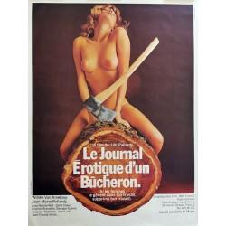 Journal érotique d'un bûcheron (Le).120x160