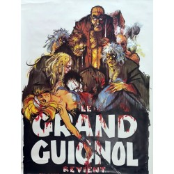 Grand guignol théâtre de l'Européen100x134