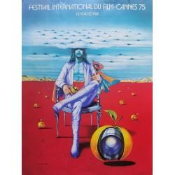 Festival de Cannes 1975.60x80