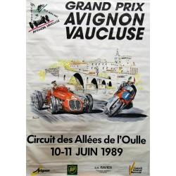 Grand prix d'Avignon Vaucluse.120x170