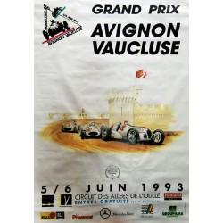 Grand prix d'Avignon Vaucluse 1993.120x175