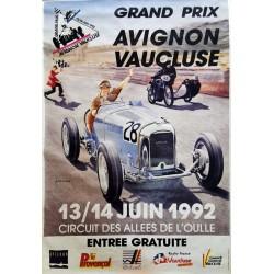 Grand prix Avignon Vaucluse 1992.120x175