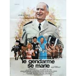 Gendarme se marie (Le).120x160