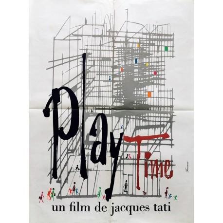 Playtime.60x80