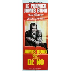 James bond contre docteur No.60x160