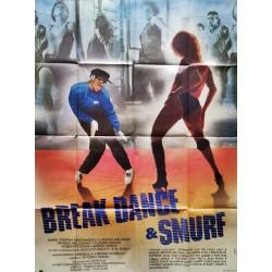 Break dance and smurf.120x160