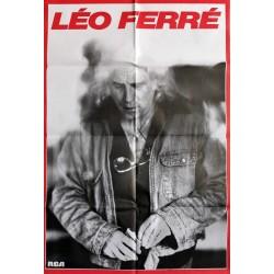 Léo Ferré.80x120