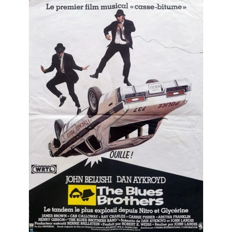 Blues brothers (The).40x60