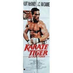 Karaté tiger.60x160