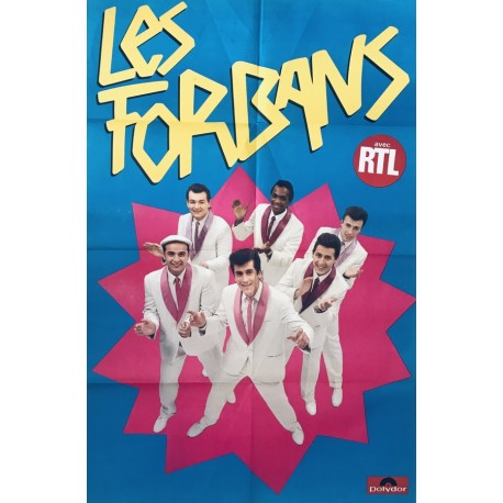Forbans(Les) 80x120