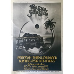 Reggae Sunsplash 46X65