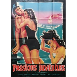 Passions juvéniles 120x160