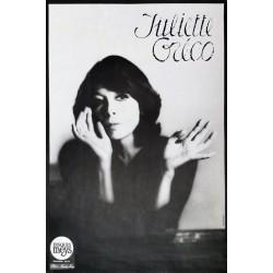 Juliette Gréco 37x56
