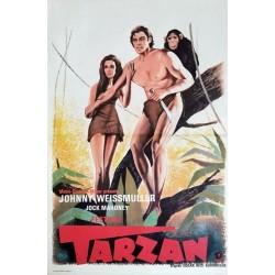 Festival Tarzan 40x60