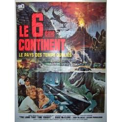 Sixième continent (Le) 120x160