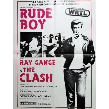 Rude boy 60x80
