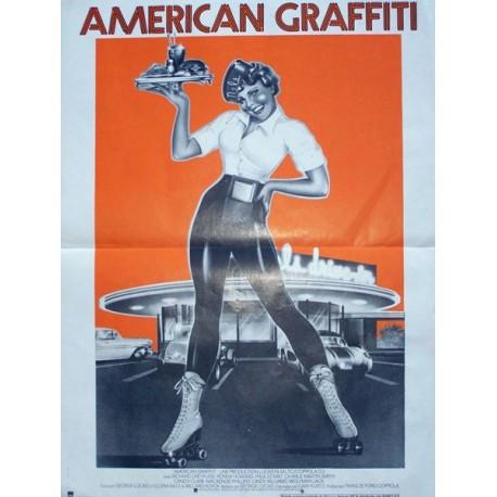 American graffiti 40x60