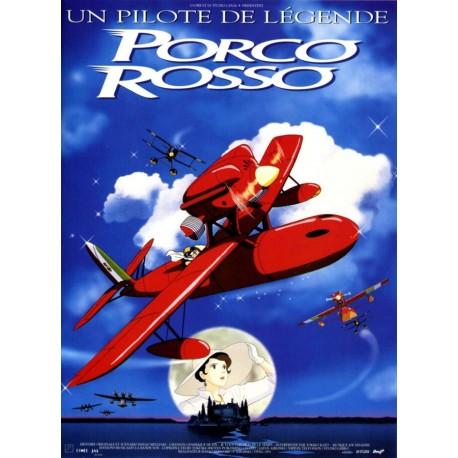 Porco Rosso 60x80
