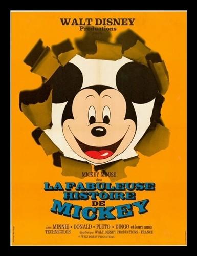 L fabuleuse histoire de Mickeye